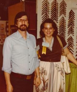 Pat & Bill Bradley-1977
