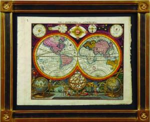 Astronomia Celestial Map